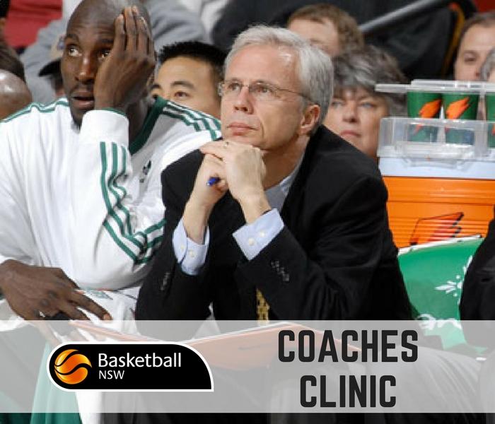 NBA Coaches Clinic