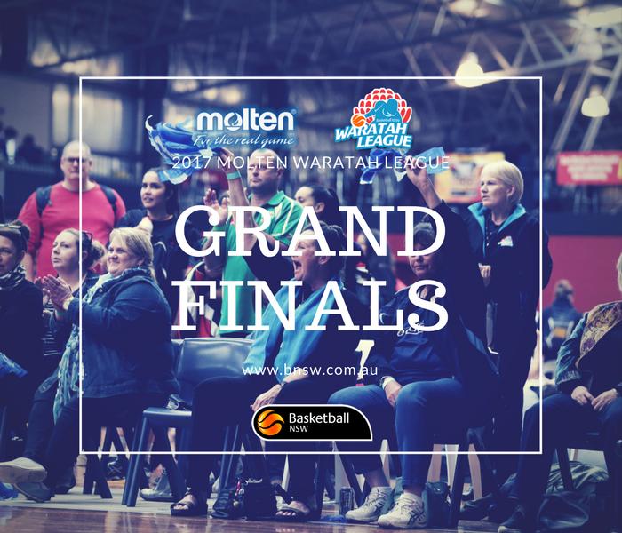 2017 Molten Waratah League Grand Final Schedule