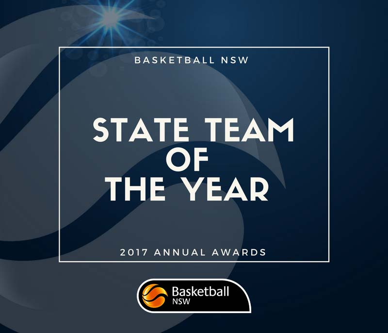 2017 BNSW Annual Awards – State Team of the Year